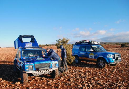 Intercontinental Rally 2017