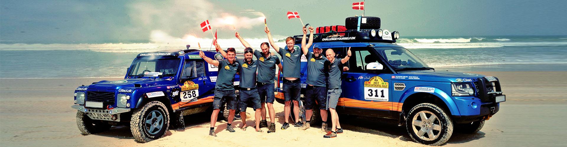 Vinder af Intercontinental Rally 2017